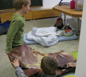 bernachtung im kindergarten jenaplan schule w rzburg